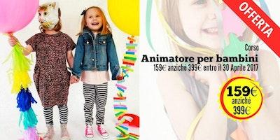 Corso di Animatore Ludico Sportivo per bambini