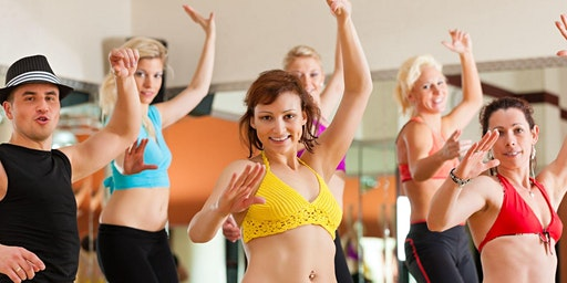 Dance 411: Adult ZUMBA® and ZUMBA® Strong Fitness (All Levels); Monday | Saturday
