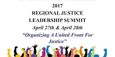 Regional Justice Leadership Kickoff! tickets