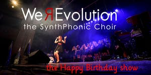 WeREvolution - The Happy BirthDay Show 2017 - PRIMA...