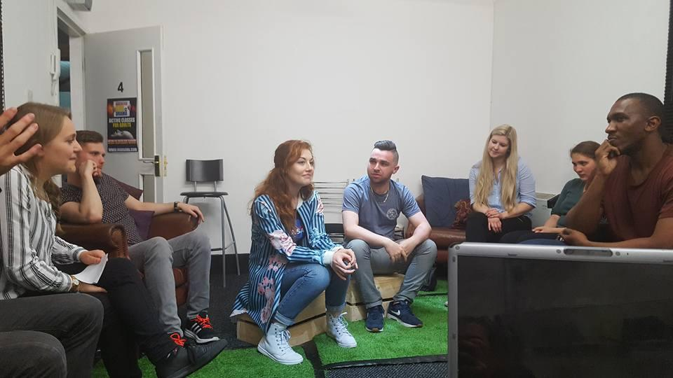 FREE TASTER Acting Classes for Adults in TV &