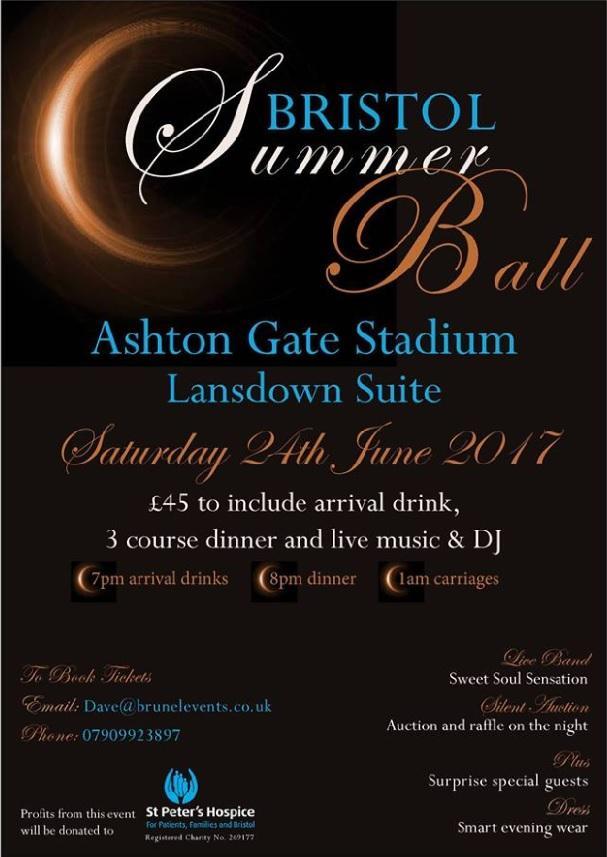 Bristol Summer Ball