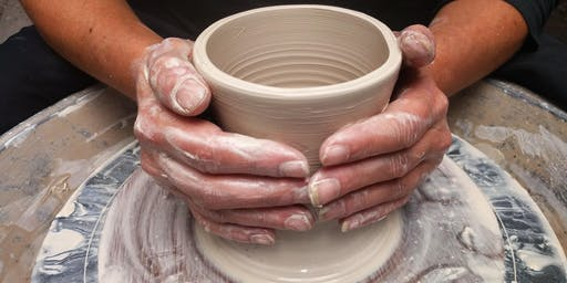 Sydney Pottery Classes - Wheel Throwing Introduction
