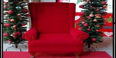 .:. Locação Poltrona Papai Noel