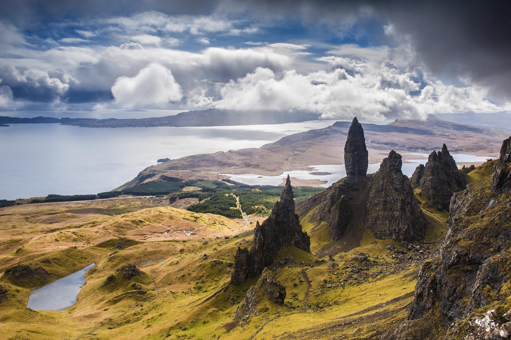 Isle of Skye Weekend Trip Group 1: Sat 24 - S