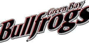 Green Bay Bullfrogs Baseball Game