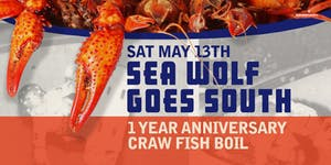 Sea Wolf Goes South For Our 1 Year Anniversary