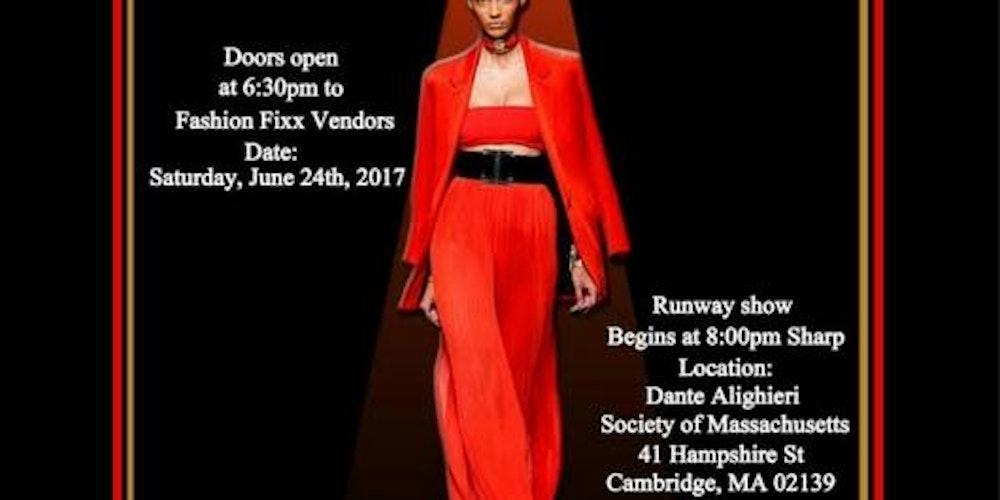 FAME Charity Fashion Event - Summer Edition Tickets, Sat, Jun 24 ...
