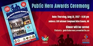 2017 Public Hero Awards Ceremony