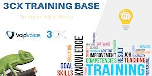 3CX Training Base v.15 | Agrate Brianza