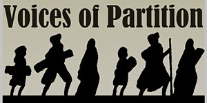 Voices of Partition (Habib University)