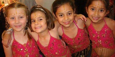 BOLLYWOOD / ALADDIN KIDS PARTIES in Sydney's Northern Beaches