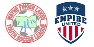 Empire United Summer Soccer Clinic - Wayne/Finger Lakes