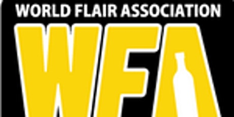 Flair Bartending WFA Yellow Certificate tickets