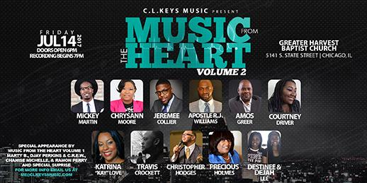 Music From The Heart VOL 2