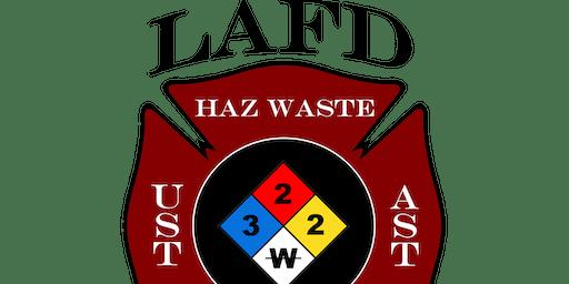LAFD CERS Training Workshops