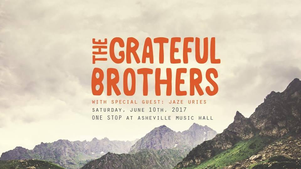 The Grateful Brothers at The One Stop