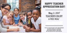 Teacher Appreciation Week 2017 In Maryland: Middle River  MD Events   Eventbrite,