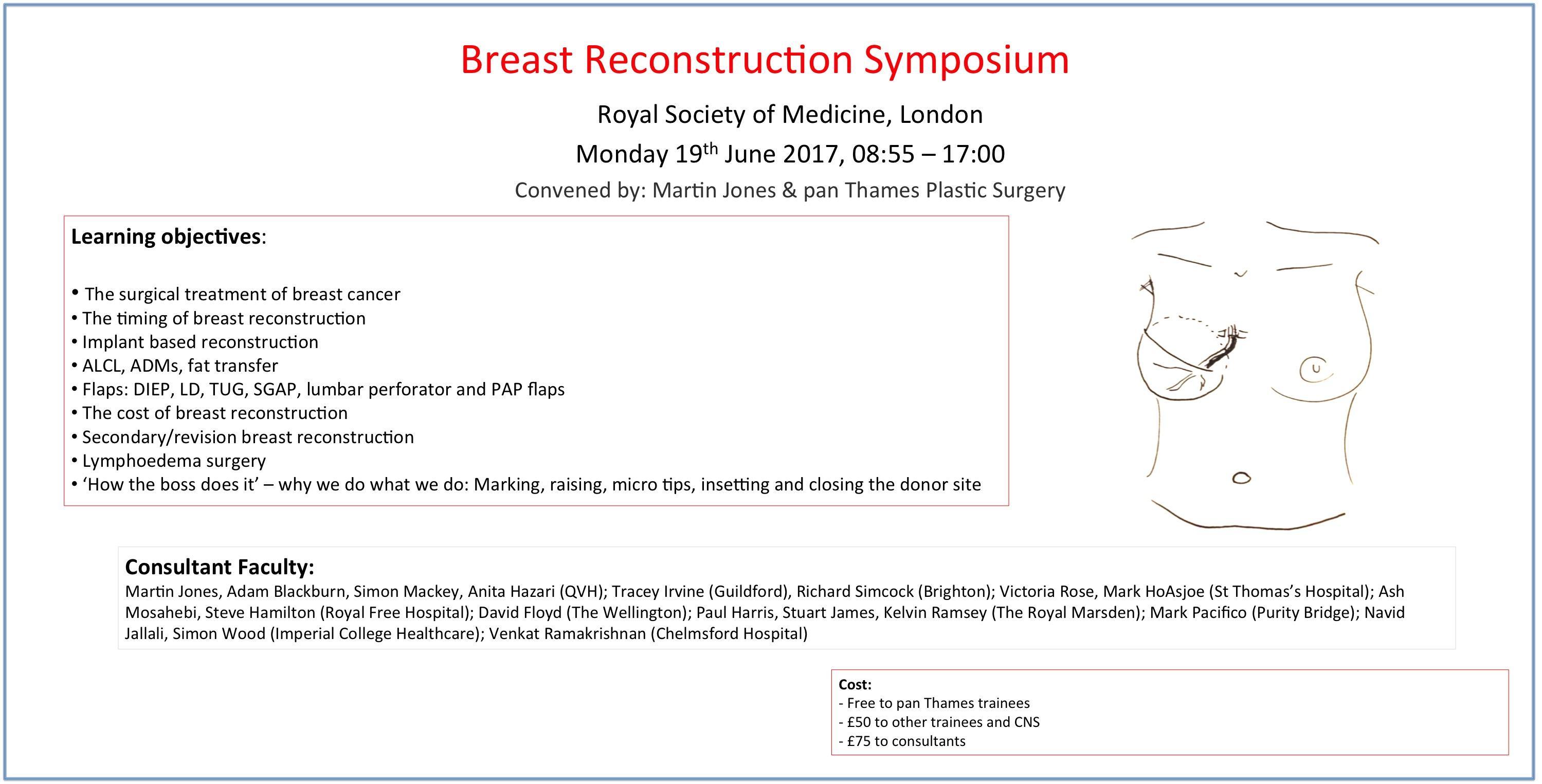 Breast Reconstruction Symposium