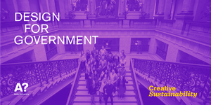 Design for Government 2017 Final Show