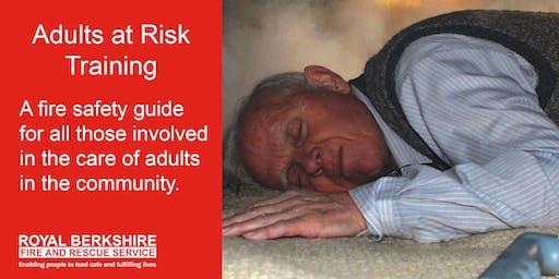 Adults at Risk Training - Wokingham