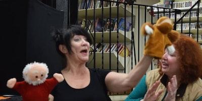 Puppet Show for Families: The Mitten - Ukrainian Folktale