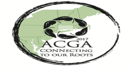 2017 Acga Annual Conference Hartford Ct Tickets