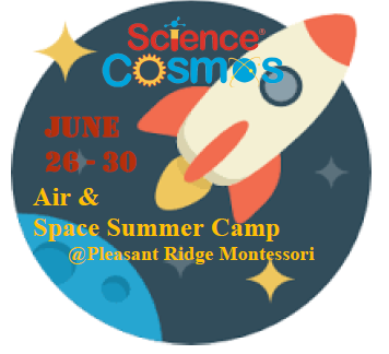 Air & Space Investigations Summer STEAM Camp