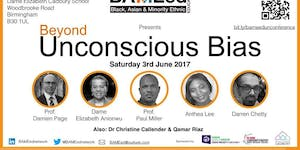 #BAMEed Unconference- Unconscious Bias