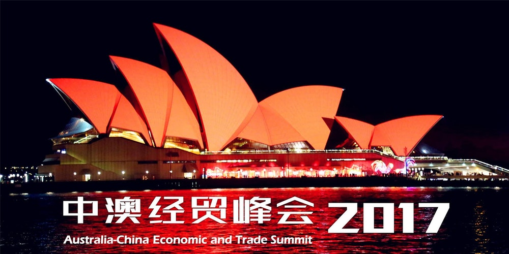 australia and china economics