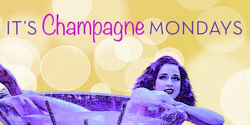 Champagne Monday's (1/2 Priced Bottles Of Bubbly)