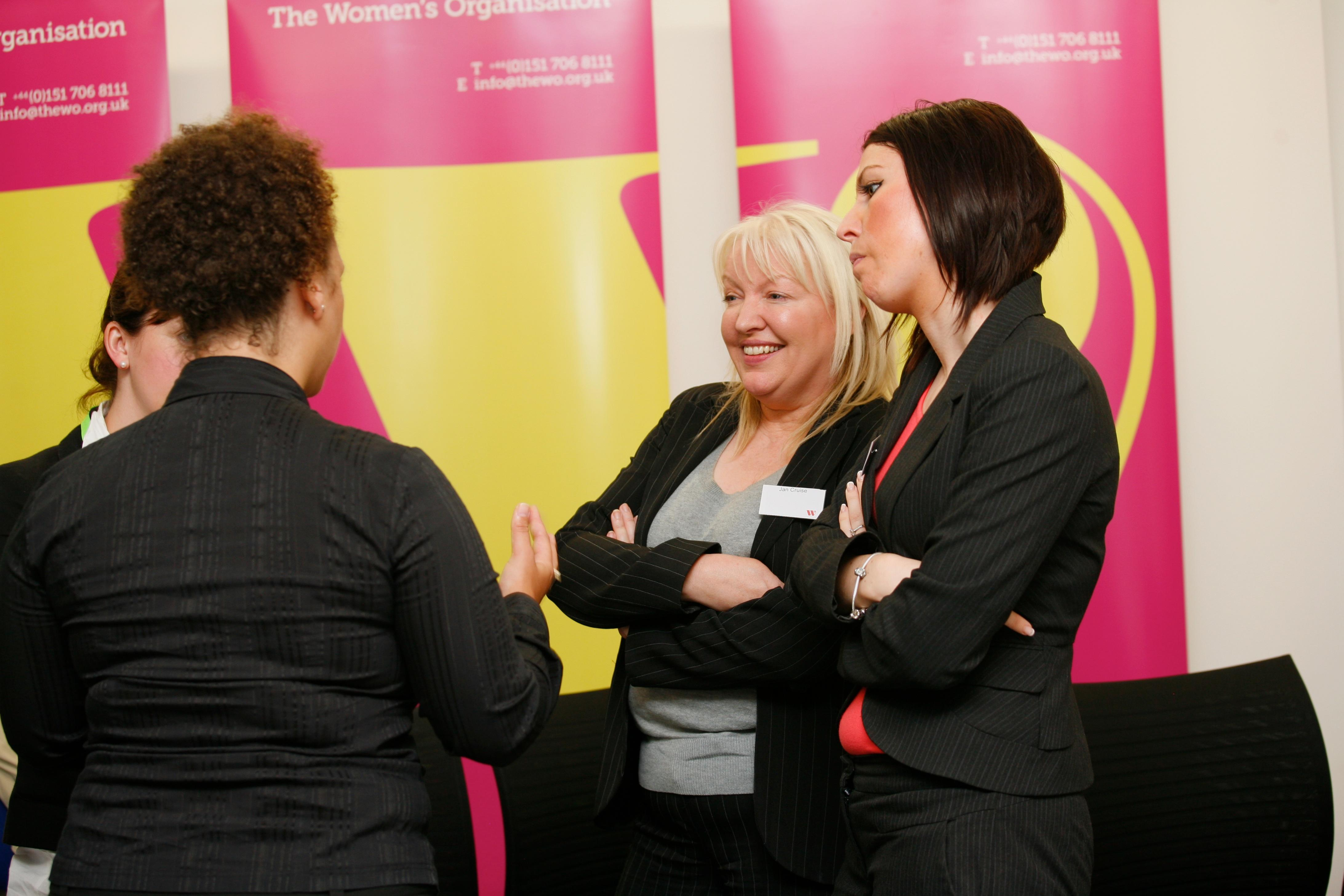 Business Club - The Power of Body Language; H