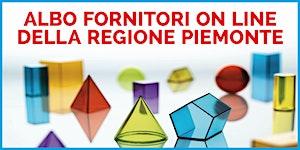 Presentazione dell'Albo Fornitori on-line di Regione...