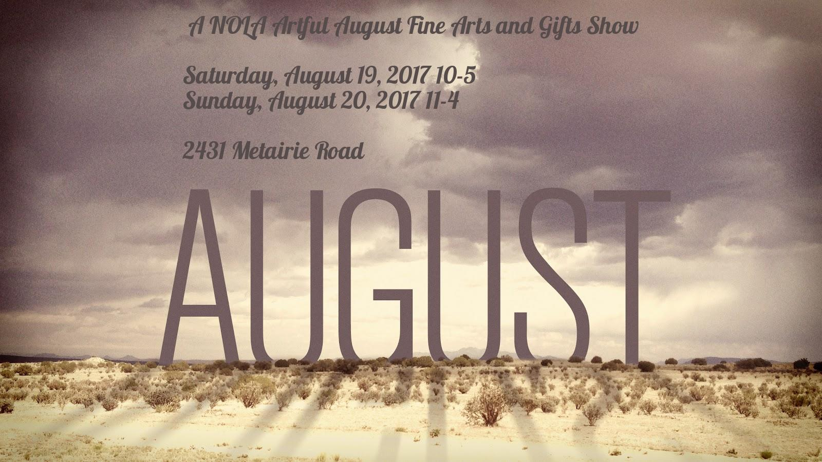 Image result for Artful August