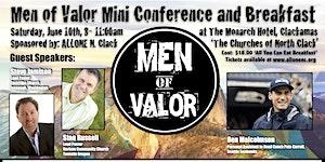 Men of Valor Mini-Conference II