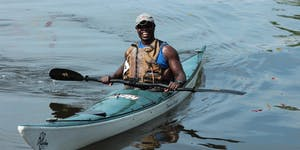 2017 Weeks Bay Foundation Pelican Paddle Canoe and...