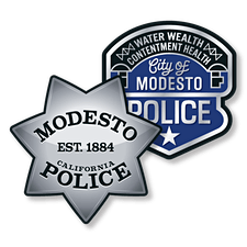 City of Modesto Police Department logo