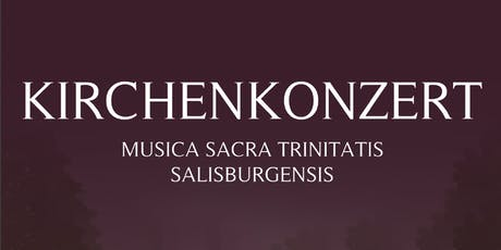 Church Concerts Salzburg – Kirchenkonzerte Tickets