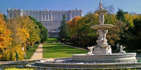 Free Tour: Campo del Moro: secretos ocultos de reyes y conquistadores entradas