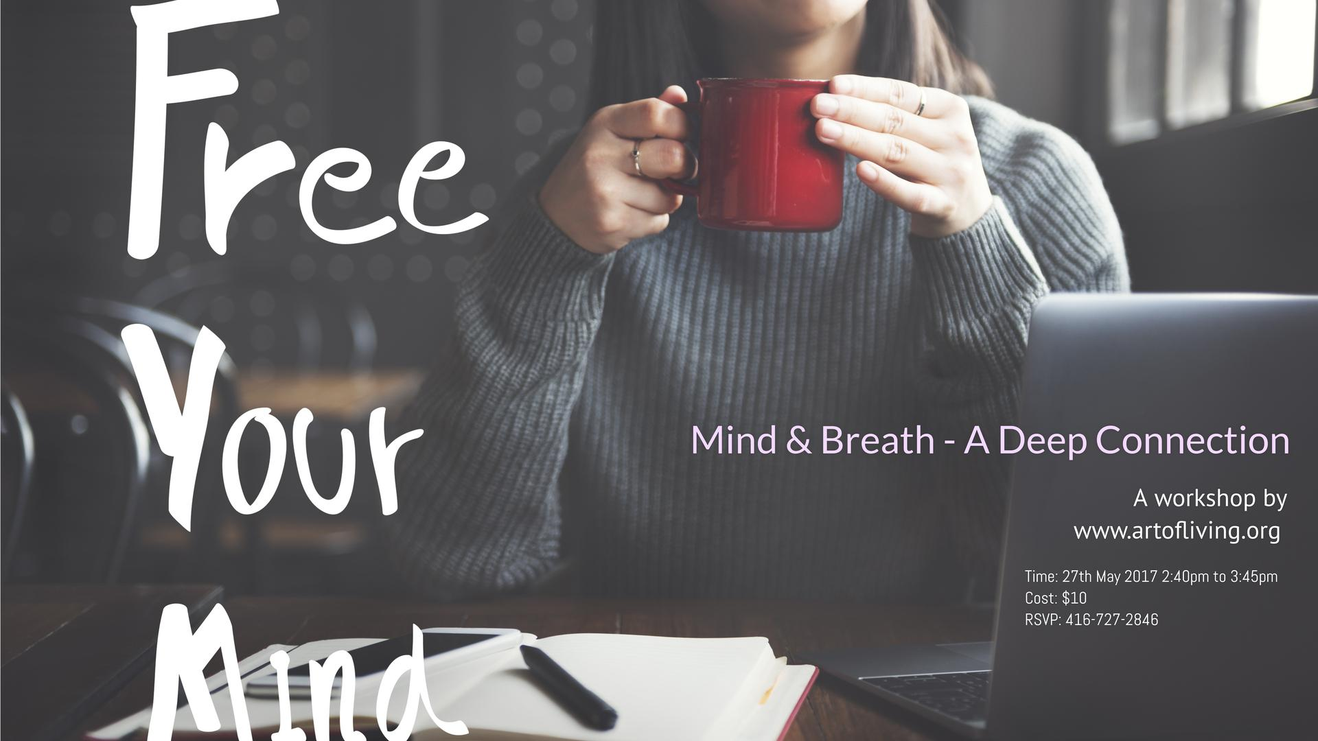 Mind & Breath - A Deep Connection