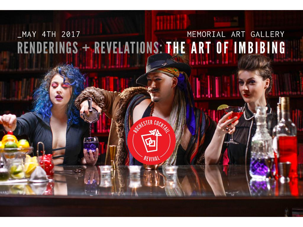 The Art of Imbibing RCR Gala