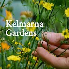 Kelmarna Gardens logo