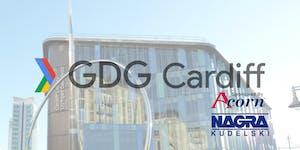 Google Developer Group (GDG) Cardiff - I/O Extended