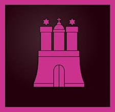 InDesign User Group Hamburg logo