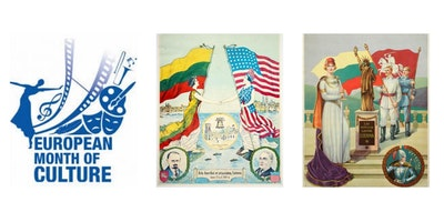 OPENING OF THE POSTER EXHIBITION: Lithuanian Americans Celebrate Their Native Land in the 20th Century