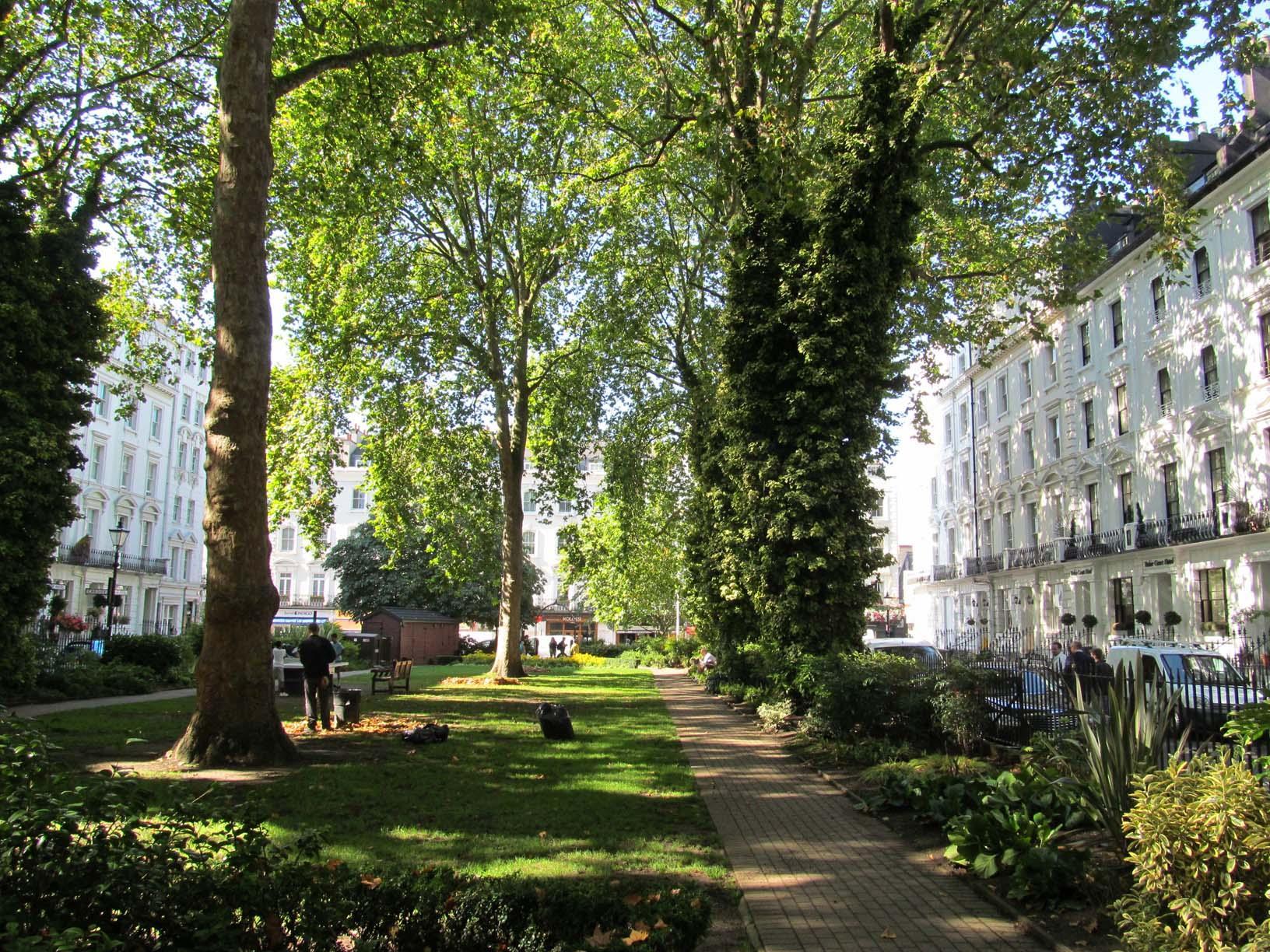 Romeo & Juliet Norfolk Square Gardens W2