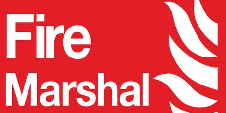 Fire Marshal Training - Essential for all Small & Large Businesses tickets