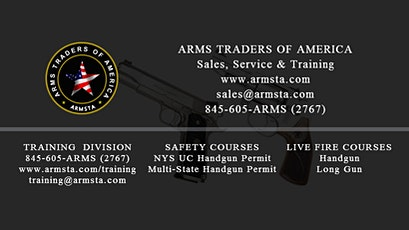 Fundamentals of Handgun Shooting Classroom Course (No Permit Needed) tickets