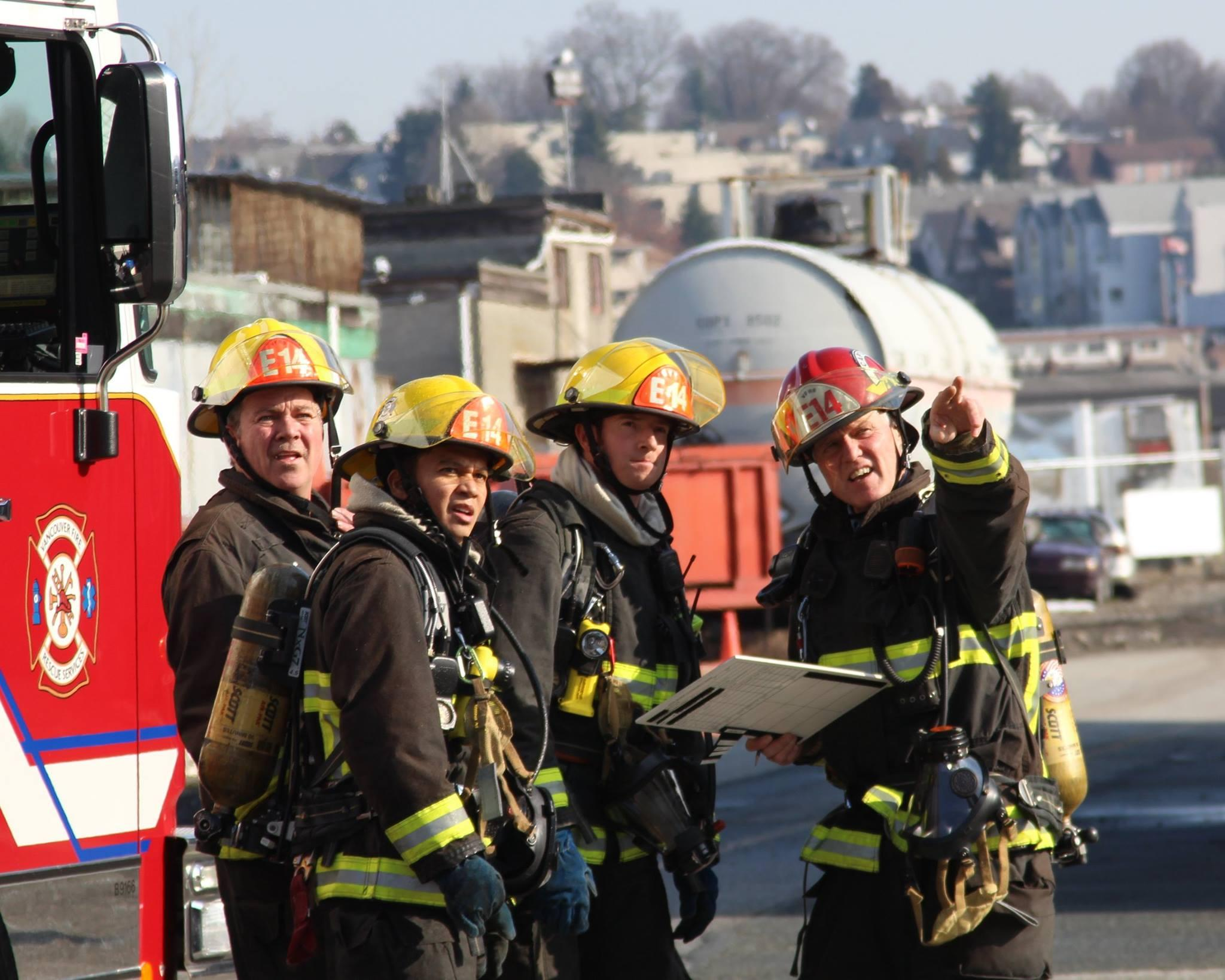 Vancouver Fire & Rescue Services Recruitment