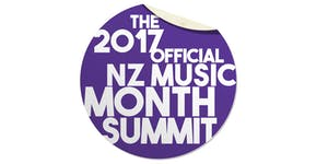 The Official NZ Music Month Summit 2017